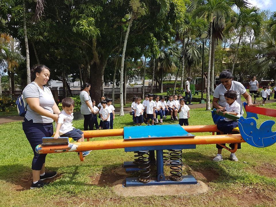 Kindergarten outing 5