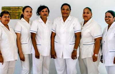 Nursery Caregivers
