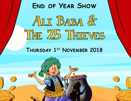 End of Year Show: Ali Baba & The 25 Thieves