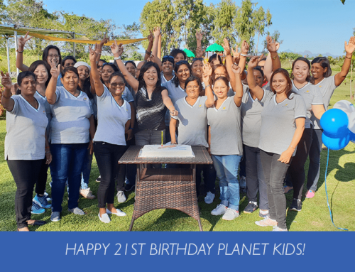 21st Anniversary of Planet Kids!