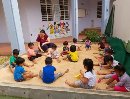 Playtime for our nursery kids!