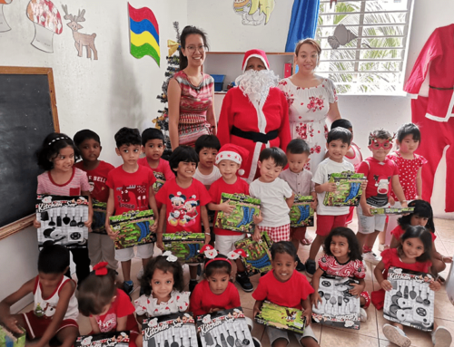 Christmas time with our Nursery kids!