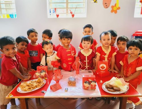 Chinese New Year with Nursery and Kindergarten kids!