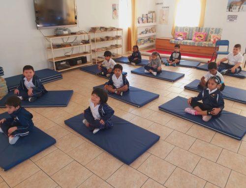Special Activities with our Kindergarten students!